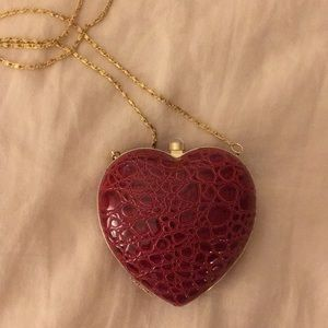 Forever 21 Heart Purse